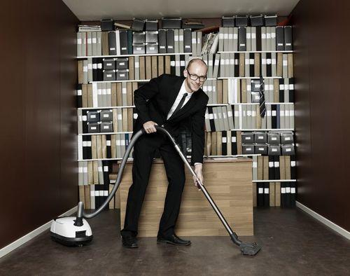 C mo hacer una limpieza en la oficina 95 278 35 01 el for Como construir una oficina