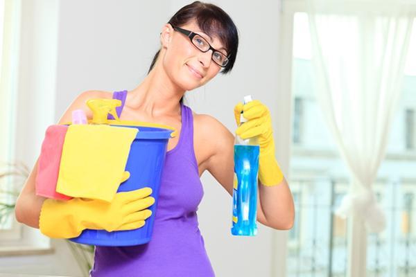 Buenos hábitos de limpieza en el hogar