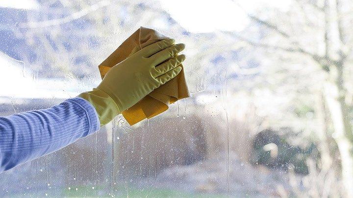 Tips para limpiar ventanas y cristales - Truco para limpiar cristales ...
