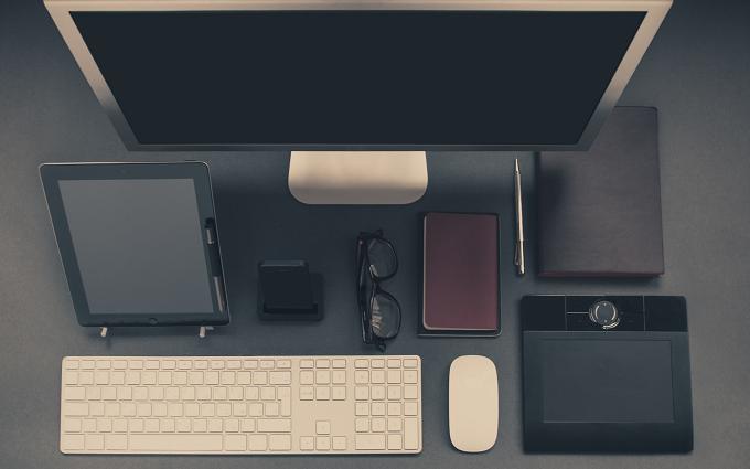 Mantener una oficina ordenada