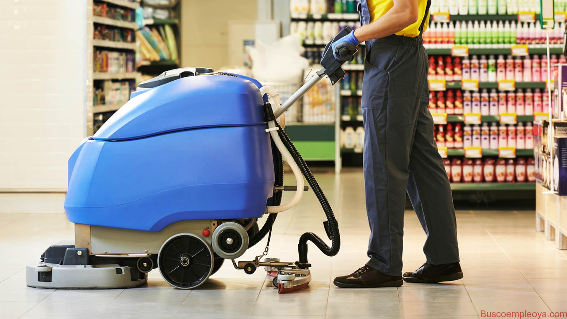 Consejos importantes para la limpieza de un supermercado